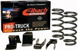 2005-2008 Chevrolet Trailblazer Lowefing Kit Eibach Chefrolet Lowering Kit 3826.540 05 06 07 08