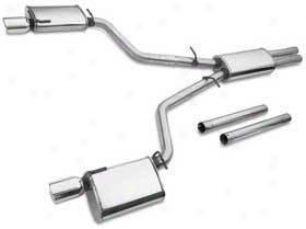 2005-2008 Chrysler 300 Exhaust ySstem Magnaflow Chrysler Exhaust System 16642 05 06 07 08