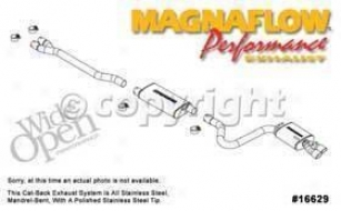 2005-2008 Chrysler 300 Exhaust System Magnaflow Chrysler Exhaust System 16629 05 06 07 08