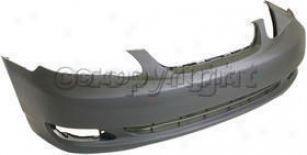 2005-2008 Toyota Corolla Bumper Cover Replacement Toyota Bumper Cover T010331 05 06 07 08