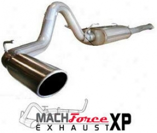 2005-2008 Toyota Tacoma Exhaust System Afe Toyota Exhauet System 4946001 05 06 07 08