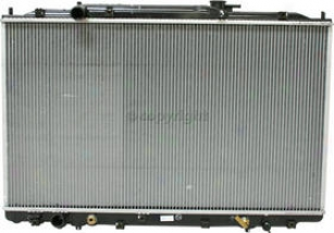 2005-2009 Honda Odyssey Radiator Replacement Honda Radiator P2806 05 06 07 08 09