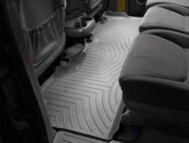 2005-2009 Toyota Sienna Floor Liner Weathertech Toyota Floor Liner 460872 05 06 07 08 09