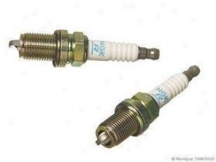 2005 Saab 9-2x Spark Plug Ngk Saab Spark Plug W0133-1631775 05