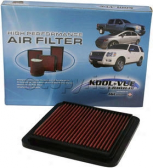 2005 Subaru Legacy Air Filter Kool Vue Subaru Air Filter Kv400105 05