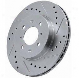 2006-2007 Chevrolet Hhr Brake Disv Powerstop Chevrolet Brake Disc Ar82116x l06 07