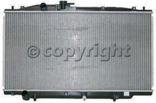 2006-2007 Honda Accord Radiator Replacement Honda Radiator P2571 06 07