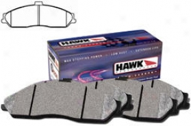 2006-2008 Cadilac Xlr Brake Pad Set Hawk Cadillac Brake Pad Set Hb247f.575 06 07 0