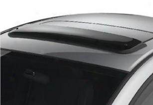 2006-2008 Honda Civic Sunroof Deflector Weathedtech Honda Sunroof Deflector 89148 06 07 08
