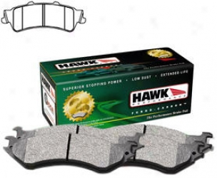 2006-2009 Cadillac Dts Brake Pad Set Hawk Cadillac Brake Pad Set Hb324y.673 06 07 08 09