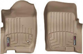 2006-2009 Ford Explorer Overthrow Liner Weathertech Ford Floor Liner 450431 06 07 08 09