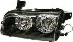 2006 Dodge Charger Headlight Replacement Dodge Headlight D100144 06