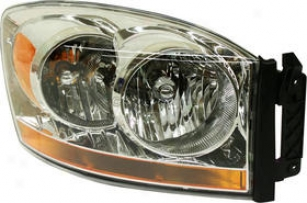 2006 Dodge Ram 1500 Headlight Replacement Dodge Headlight D100145 06