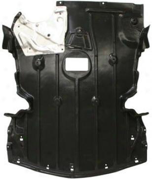 2007-2008 Bmw 328i Implement Splash Shield Replacement Bmw Engine Splash Shield B310118 07 08