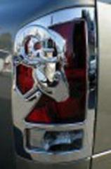 2007-2008 Chevrolet Silverado 1500 Tail Light Cover Vtech Chevrolet Tail Light Cover 131584 07 08