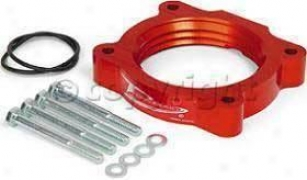 2007-2008 Chevrolet Silverado 1500 Throttle Body Spacer Airaid Chevrolet Throttle Body Spacer 200-585-1 07 08