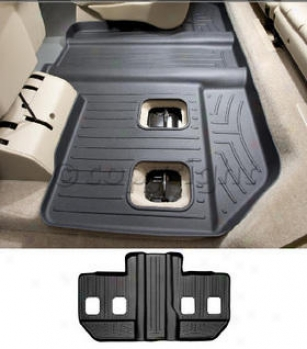 2007-2009 Cadillac Escalade Floor Liner Weathertech Cadillac Cover with a ~ Linner 440665 07 08 09