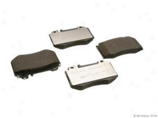 2007-2009 Mercedes Benz E320 Brake Pad Set Pagid Mercedes Benz Brake Pad Set W0133-1786821 07 08 09