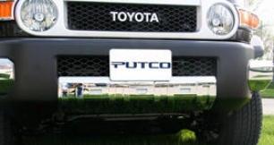 2007-2009 Toyota Fj Cruiser Skid Plate Putco Toyota Skid Plate 404209 07 08 09