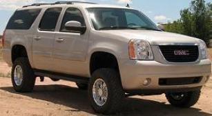 2007 Chevrolet Suburban 2500 Suspension Lift Kit Trailmaster Chevrolet Suspension Lift Kit C4616ssv 07