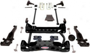 2007 Ford F-150 Suspension Li ft Kid Rancho Ford Suspension Lift Kit Rs6589 07
