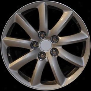 2007 Lxeus Is350 Wheel Cci Lexus Wheel Aly74195u20 07