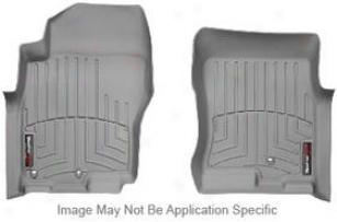 2008-2009 Nissan Pathfinder Floor Liner Weathertech Nissan Floor Liner 461801 08 09