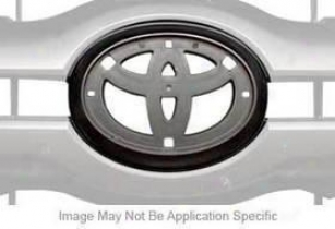 2008-2009 Toyota Sequoia Grille Emblem Mount Carriage Works Toyota Grille Emblem Mount 405 08 09