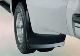 2008 Ford F-450 Super Duty Mud Flaps Husky Liner Ford Mire Flaps 57451 08