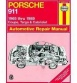 1965-1974 Porsche 911 Repair Manual Hayems Porsche Repair Of the hand 80020 65 66 67 68 69 70 71 72 73 74