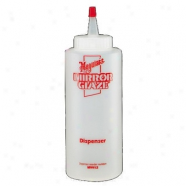 12 Oz. Mirror Glaze Distributer Bottle