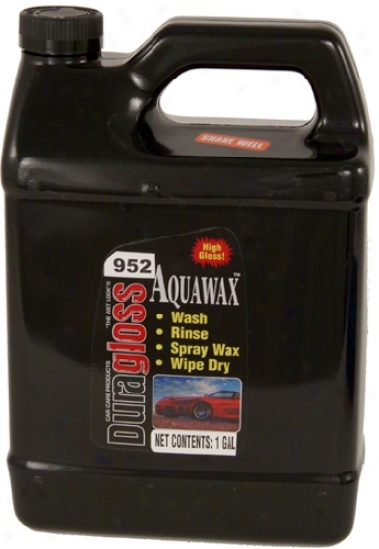 128 Oz. Duragloss Aquawax (aw) #952