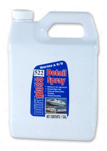 128 Oz. Duragloss Marine/rv Account Spray
