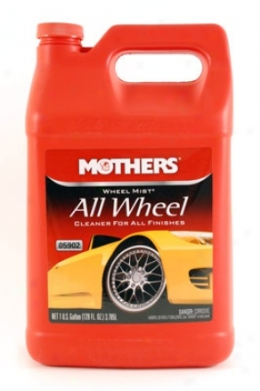 128 Oz. Mothers Wheel Mist All Wheel Cleaner