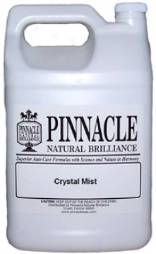128 Oz.  Pinnacle Crystal Fog Detail S0ray