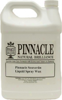 "128 Oz. Pinnacle Souveranâ""¢ Liquid Spray Wax"