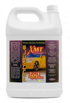 128 Oz. Pinnacle Xmt 360 Spray Cere