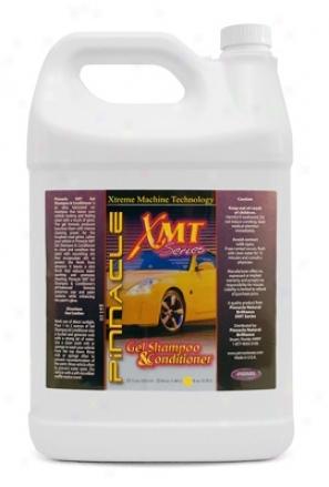 128 Oz. Pinnacle Xmt Gel Shampoo & Conditioner