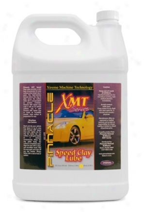 128 Oz. Xmt Speed Clay Lube
