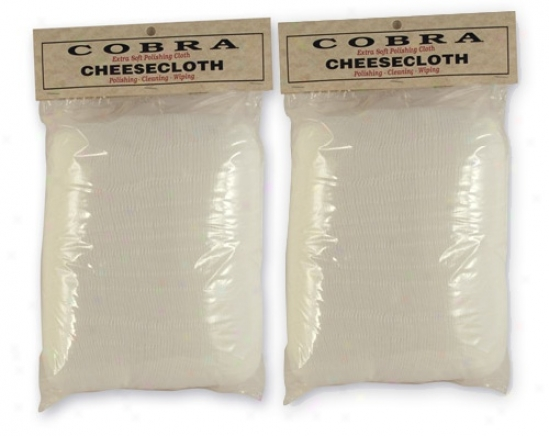 2 Bags Of Cobra Cheeseclkth