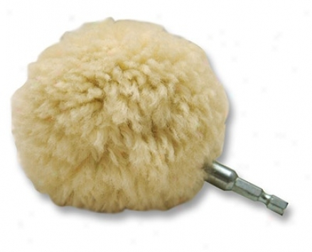 3 Inch Lake Country Wool-ball Polishing Ball