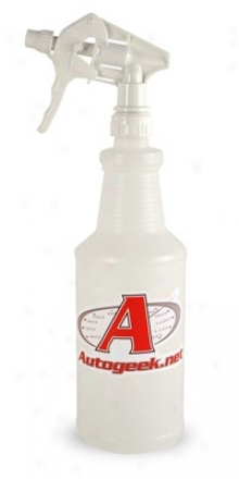 32 Oz. Autogeek White Spray Bottle