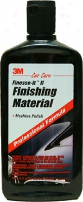 3m Finesse-it Ii Machine Polish 16 Oz.