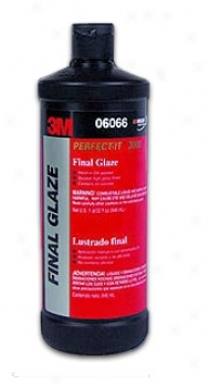 3m Perfect-it 3000 Final Glazze 32 Oz.