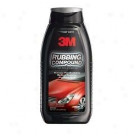 3m Perfect-it Ll Rubging Compound Fine Cut 16 Oz.