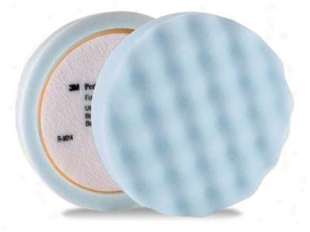 3m Prfect-it Plus Ultrafina Foam Polishing Pad 8 Inches