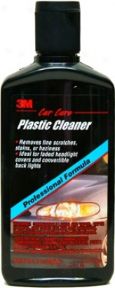 3m Plastic Cleaner
