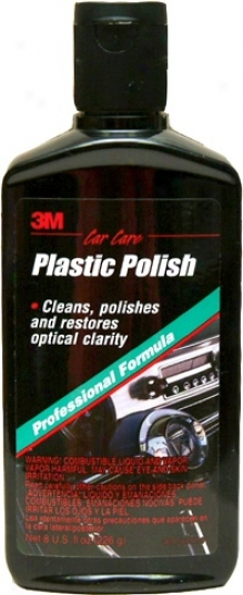 3m Plastic Polish