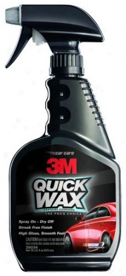 3m Quick Wax 16 Oz.