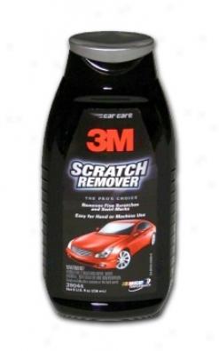 3m Scratch Remover 8 Oz.